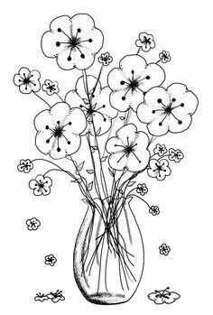 Really Cute Teacup Flowers Trang To Mau