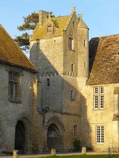 Prieuré Saint-Gabriel (Calvados)