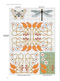 Gallery.ru / Φωτογραφίες # 90 - Art Nouveau Σταυροβελονιά - CrossStich