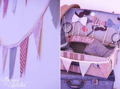 Detalles photocall en la Boda de Anna & Ramón. Fotografía Senchermes. Bodas Romeos y Julietas Wedding Planner. www.romeosyjulietas.es