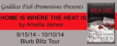 Erotic Author Nancy Adams: home is where the heat is by Amelia James #giveaway ****GIVEAWAY ALERT**** Amelia be awarding a candy bar and book mark to a randomly drawn winner via rafflecopter during the tour, PLUS a Grand prize of a limited addition signed copy of home is where the Heat is to a randomly drawn winner via rafflecopter during the tour. (INTERNATIONAL WINNERS)