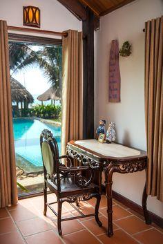 Austen House - Veranda Beach Resort - Phan Thiet, Vietnam Phan, Beach Resorts, Vietnam, Villa, Mirror, House, Furniture, Home Decor, Decoration Home