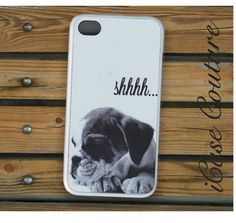 Hey, I found this really awesome Etsy listing at https://www.etsy.com/listing/162244846/cute-puppy-iphone-4-case-iphone-4s-case