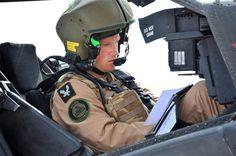Exército «castiga» Príncipe Harry enviando-o para o Afeganistão