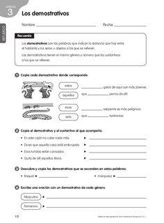 Refuerzo lengua 4º de primaria Spanish Worksheets, Spanish Teaching Resources, Spanish Vocabulary, Teaching Materials, Elementary Spanish, Ap Spanish, How To Speak Spanish, Spanish Teacher, Spanish Classroom