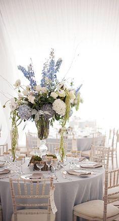 Frivolous Fabulous - Lavender Table Setting for Tea