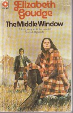 Middle Window: Elizabeth Goudge.  Published 1935 - set mostly in Scotland, with some flashbacks to 1745.