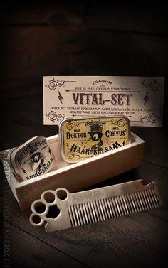 Rumble59 - Dope - Dr. Corvus Vital Set