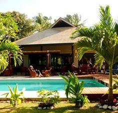 Muri Beach Resort, Rarotonga, Cook Islands  http://www.muribeachresort.com/index.html