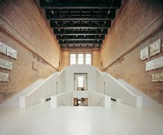 David Chipperfield - Neues museum renovation, Berlin 2009