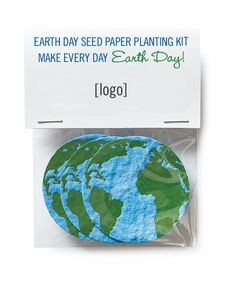 Earth Day The Easy Way Multi Shape Gift Pack With 3 Globe Shapes
