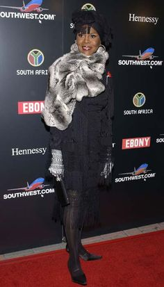 Cicely Tyson - Always the Classy Lady