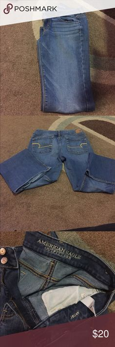 American Eagle Artist Jeans 8SHORT American Eagle Artist Jeans 8SHORT American Eagle Outfitters Jeans