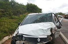 São Sebastião do Umbuzeiro a Vista: Ex-vereador, mulher e criança morrem em acidente n...