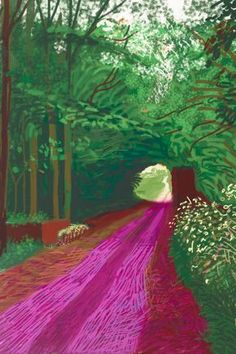 """Drawing From Life by David HockneySo who's in your pantheon of great masters of drawing? I asked him. """"Ingres, Degas, and van Gogh. And Rembrandt,"""" he said. And Picasso, I added. He concurred. """"And Toulouse-Lautrec,"""" he went on. I said, what about Egon Schiele? Better than Klimt, I said. """"No, Klimt can be very good,"""" Hockney said. """"I saw a Klimt nude once, drawn with a green pencil and a red pencil, very soft. Amazing."""""""