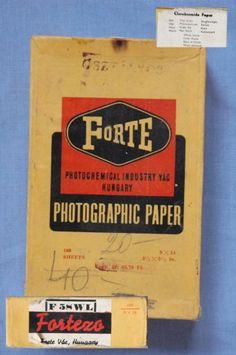 Forte fotopapír