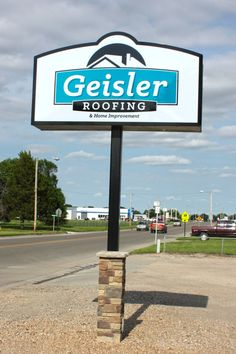 Geisler Pole Sign
