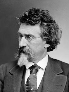 U.S. Famed Civil War photographer Mathew Brady, 1875