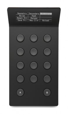 Element-Bt: Button Panel