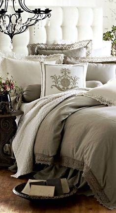 Classic and Contemporary with a Subtle French Attitude! See More at thefrenchinspiredroom.com