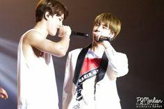 BTS Jin & Jimin