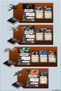 A Preview of the Heroes of the Resistance Expansion Pack for X-Wing™