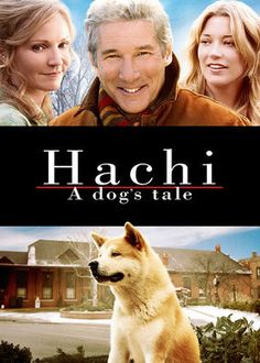 """Check out """"Hachi: A Dog's Tale"""" on Netflix"""