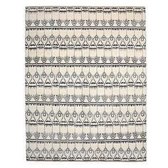 "Ikat Collection Rug, 8'1"" x 10'3"", One of a Kind 