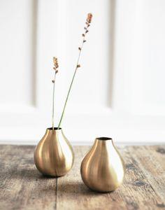 Brass Vase Miniature