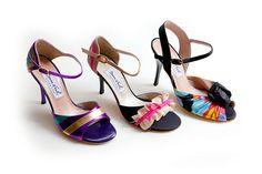 Argentine Tango Shoes by sUtORs, via Flickr