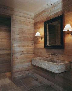 20 Rustic Bathroom Rustic Bathroom Designs 4 - Diy Crafts You & Home Design Rustic Bathroom Cabinet, Rustic Bathroom Shower, Rustic Bathroom Lighting, Rustic Bathroom Designs, Bathroom Light Fixtures, Rustic Bathrooms, Diy Bathroom Decor, Simple Bathroom, Bathroom Interior Design