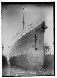 SS Leviathan, originally built as SS Vaterland, was an ocean liner which regularly sailed the North Atlantic briefly in 1914 and from 1917 to 1934.