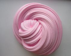 Pink slime ingredients- -borax -school glue (Elmer's glue workers really well) -shaving cream -food colouring (u don't need to make pink)