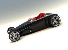 Trae estilete Roadster Car Kit nuevo giro a la del coche de carreras Cultura - Calle de televisión legal