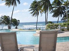Exclusive Caribbean Beach Villa that Explodes with Charm & Great Surf