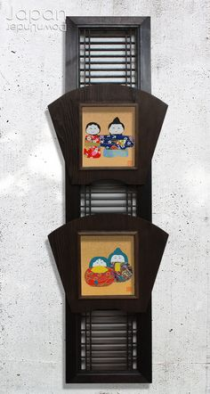 hina doll shikishi board, chiyogami paper, japanese lucky charm, japanese art print by JapanDownUnder on Etsy Japanese Wall, Japanese Paper, Hina Matsuri, Hina Dolls, Tea Container, Set Of Drawers, Gold Background, Good Marriage, Lucky Charm