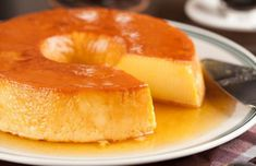 This delicious Portuguese pudim de mães (moms pudding) recipe does take a little while to make, but it is worth it.