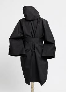 "...""Extreme rainwear technology meets Japanese simplicity"""