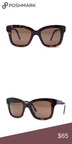 Stella McCartney Sunglasses Tortoise sunnies with a slight cat eye. Some minor wear to frames. Comes with case! Stella McCartney Accessories Sunglasses