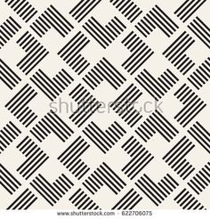 Seamless pattern with stripes. Vector abstract background. Stylish geometric lattice structure.