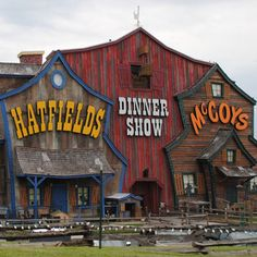 Pigeon Forge Free Attraction Tickets to Hatfield & McCoy when you vacation  in one of our