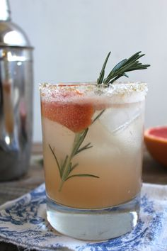 feb 24 g g cocktail gin grapefruit and rosemary gin and grapefruit are ...