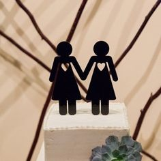 <b>Because two brides are better than one.</b>