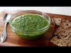"Pesto - How to Make ""Real"" Fresh Basil Pesto - YouTube"