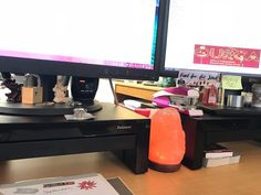 I also got these rider thingys because clearly I need more happy shit on my desk. So if you have fun swag or cool stuff send it to me.  You too could be featured on Jackies Instagram. (Ive legit had people ask me...are you Jackie Wellfonder...from Instagram? )