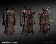 Inspiration for Sirius costume - Maybe this is the one he uses when he is out in the battlefield.