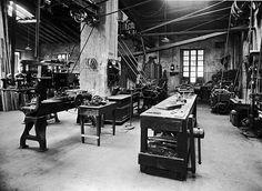 Antigua fábrica de V. Bernardelli.