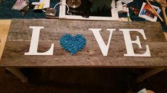 Sign I made
