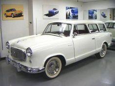 1959 Nash Rambler 2 door super wagon