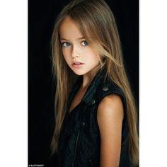 4-Year-Old Model Kristina Pimenova (28 pics) ❤ liked on Polyvore featuring kids